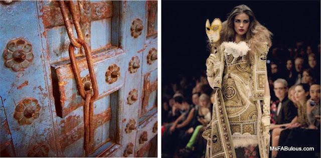 kohrani fashion show