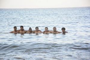 Water fun - all enjoying