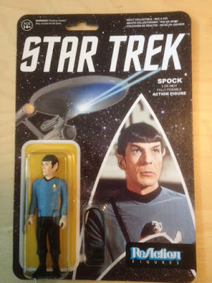 Funko's Spock ReAction Figure