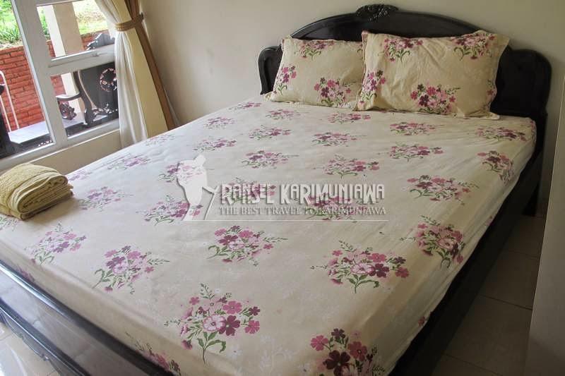 the kelapa standar AC bed