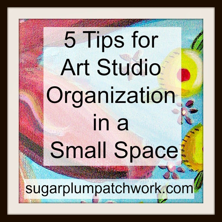 My Organizing Post on Cre8ive Klatch