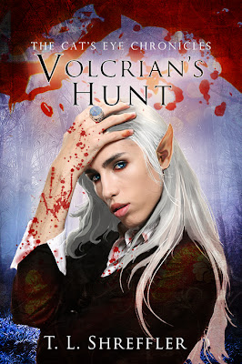 {Cover Reveal+Giveaway} Volcrian's Hunt by T.L. Shreffler