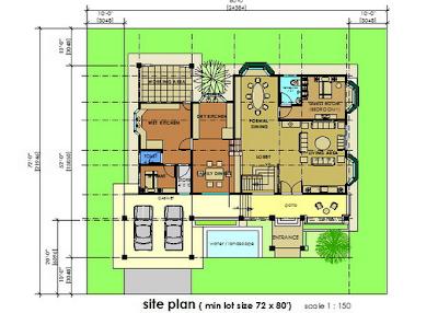 Red aijo vision 12 perkara penting sebelum membina rumah sendiri for Arkitek home plans