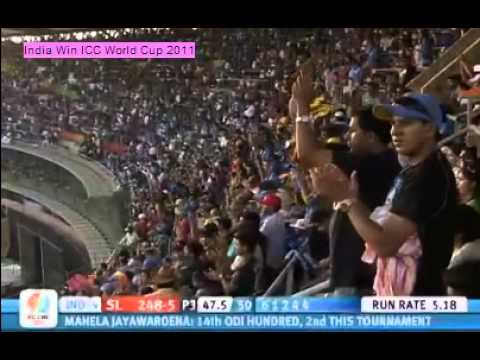 Cricket+world+cup+2011+india+vs+srilanka+highlights