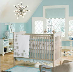 Designer Crib Bedding