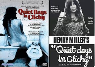 Тихие дни в Клиши / Stille dage i Clichy / Quiet Days in Clichy. 1970.
