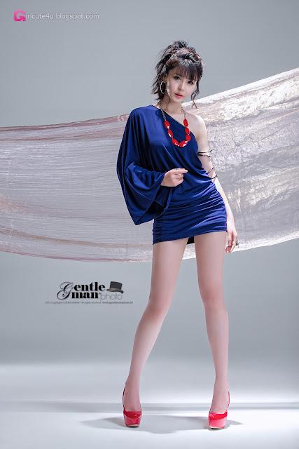 1 Super Lee Ji Woo - very cute asian girl - girlcute4u.blogspot.com