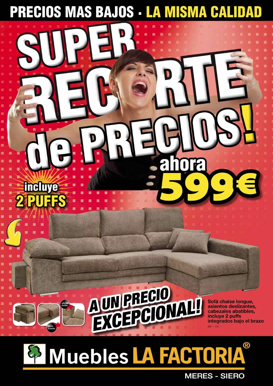 muebles la factoria martacorgo On muebles la factoria meres siero