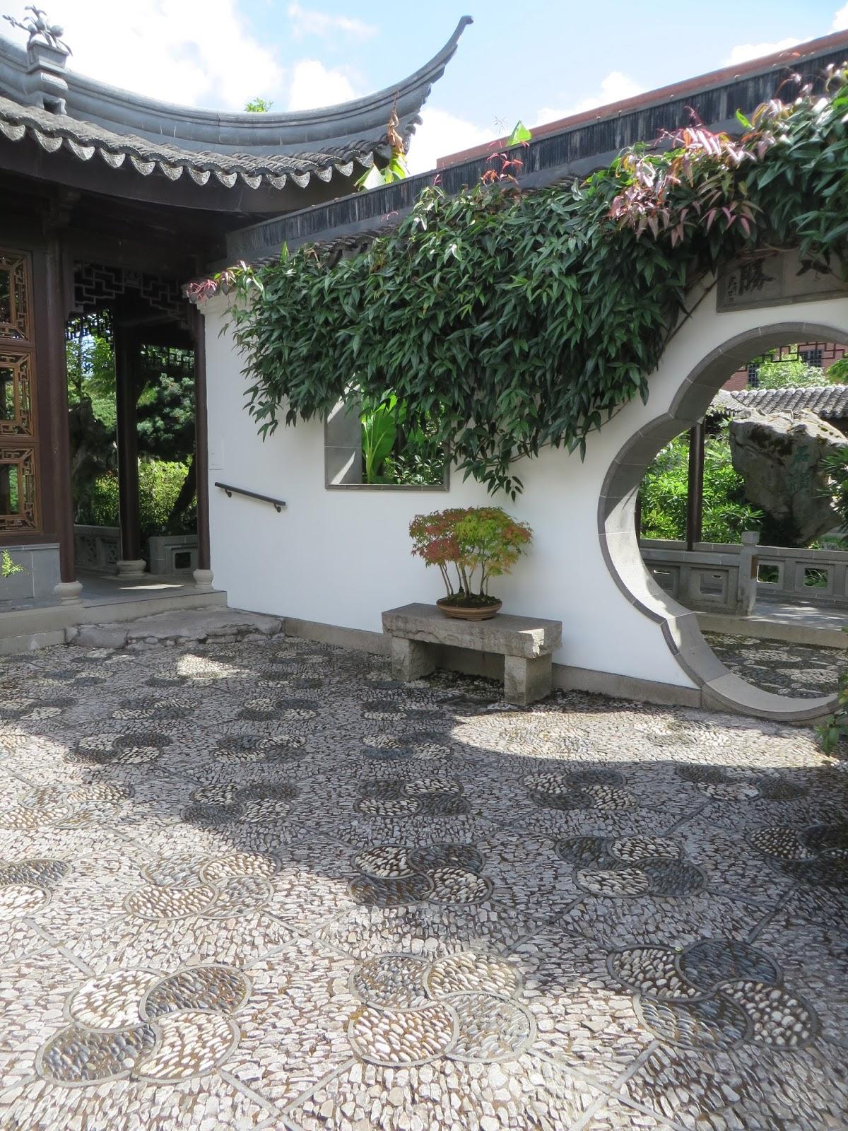 Chickadee Gardens Lan Su Chinese Garden Portland