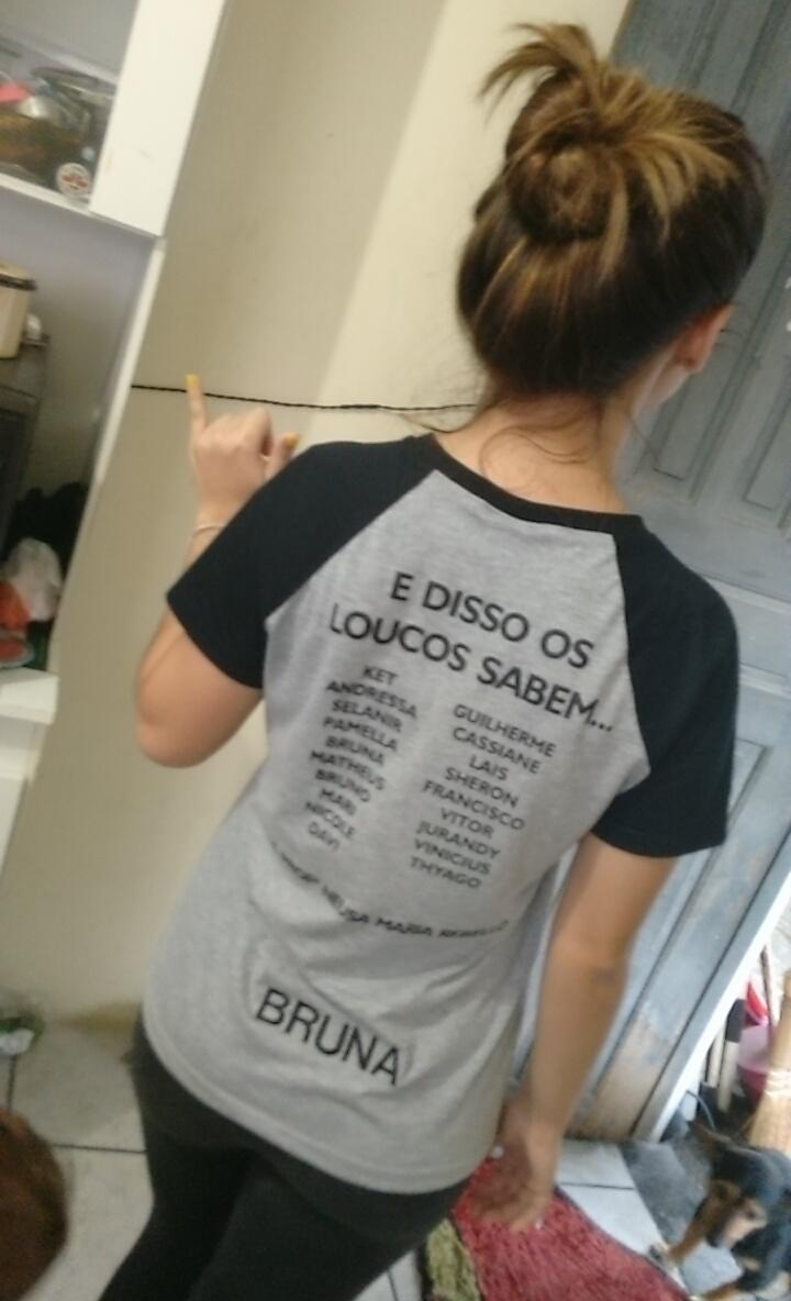 Bruna Santos Camiseta Da Oitava 9º03