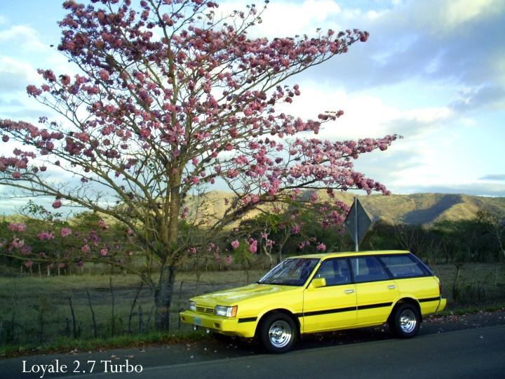 Subaru Leone, kombi, wagon, stary japoński samochód, nostalgic, retro, oldschool, スバル, クラシックカー