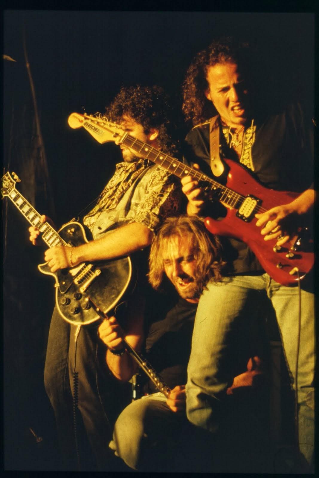 Giuseppe,Jerry,Giancarlo