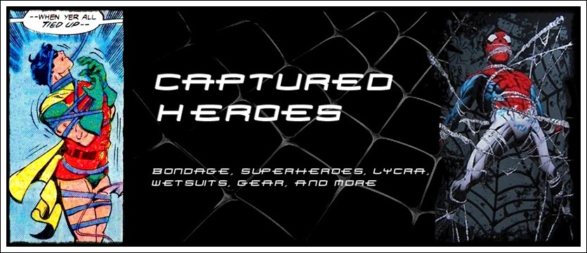 Captured Heroes
