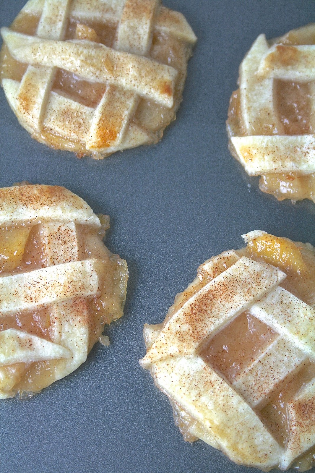 Oregon Transplant: Apple Pie Cookies