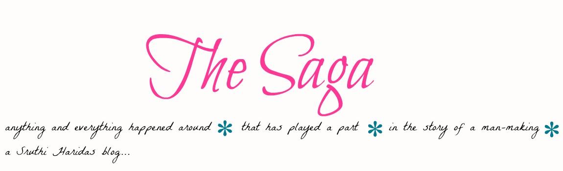 ..... the  SAGA