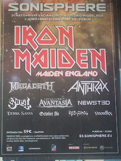 cartel del Sonisphere 2013