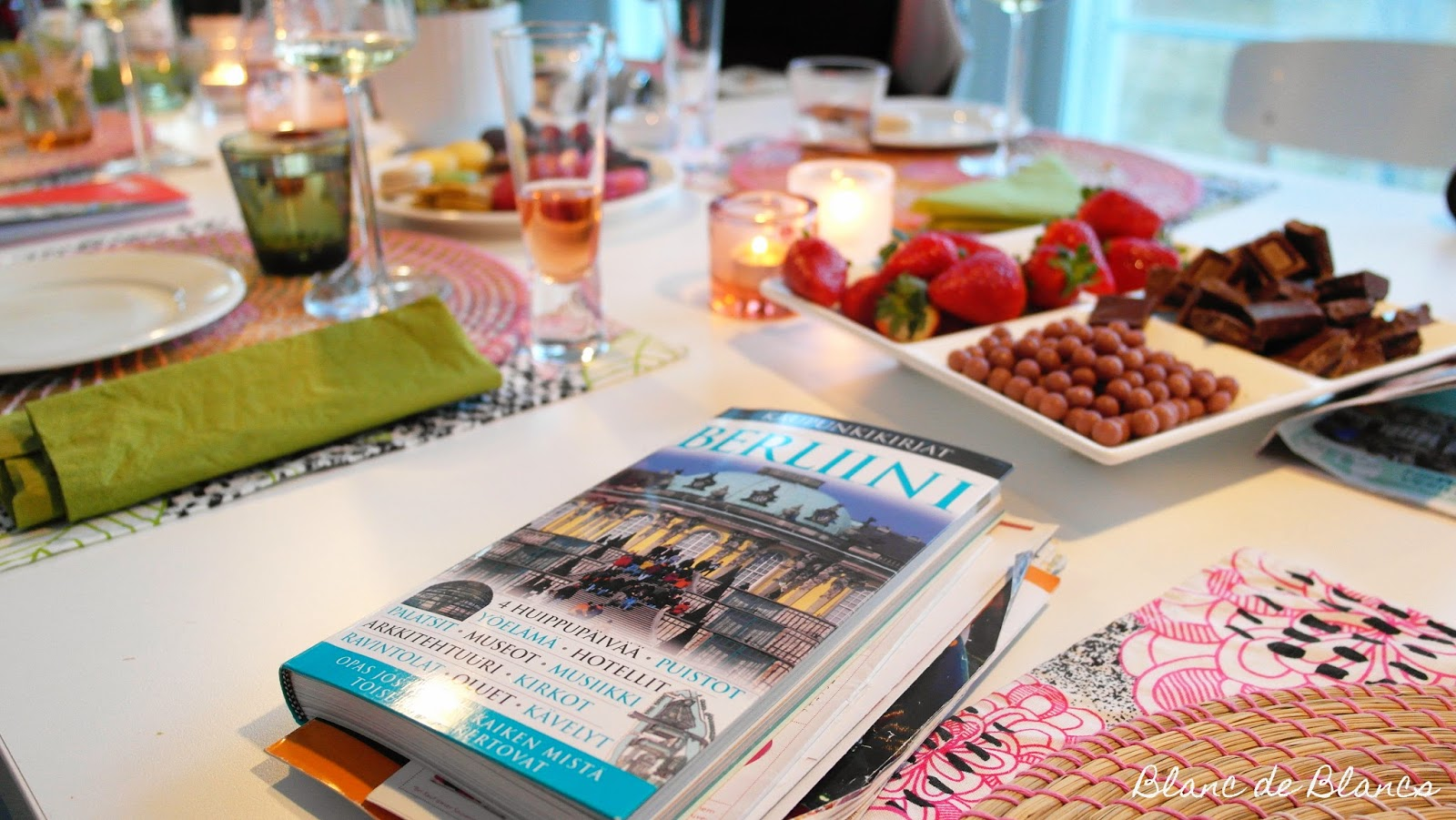 Berliinin-matkan suunnittelu käynnissä - www.blancdeblancs.fi