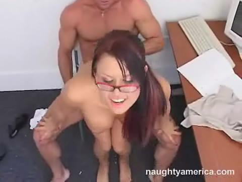 Perfecta follada de Eva Angelina - Videos Porno Gratis