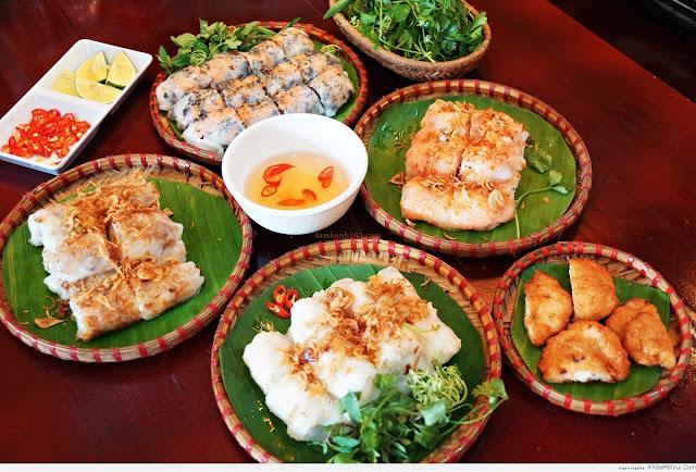 Banh cuon Vietnam