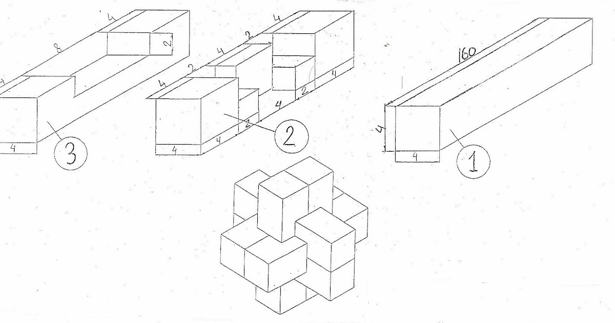 Bricolaje y carpinter a de madera plano rompecabezas for Planos de carpinteria de madera