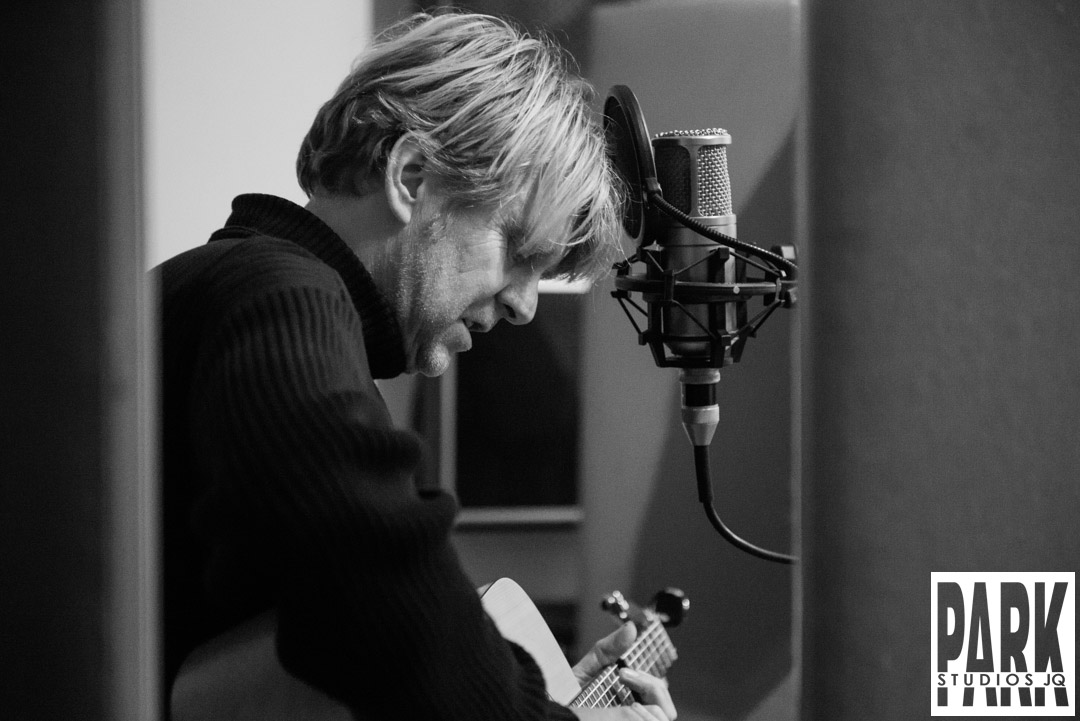 Birmingham recording studio Park Studios JQ | recording vocals