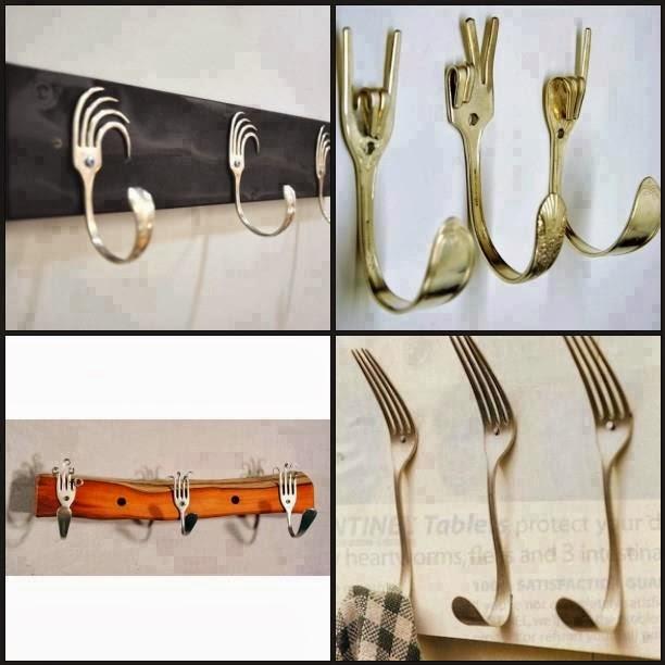 Ideas mil ideas percheros para la cocina for Perchero para cocina