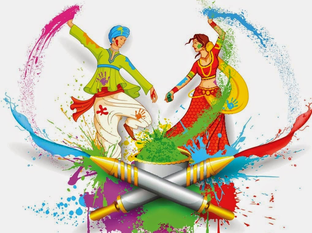 Happy Holi pics/images for facebook