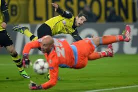 Borussia Dortmund 3 1 Naples -- Tous les buts