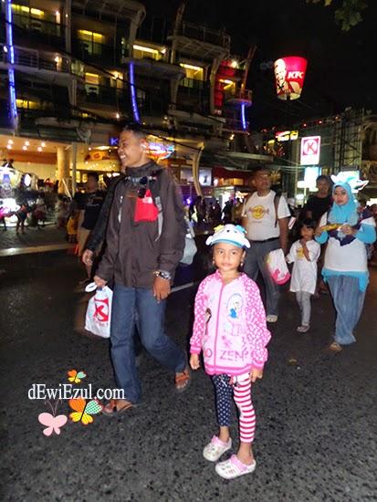 Tahun Baru di BALI bersama anak anak