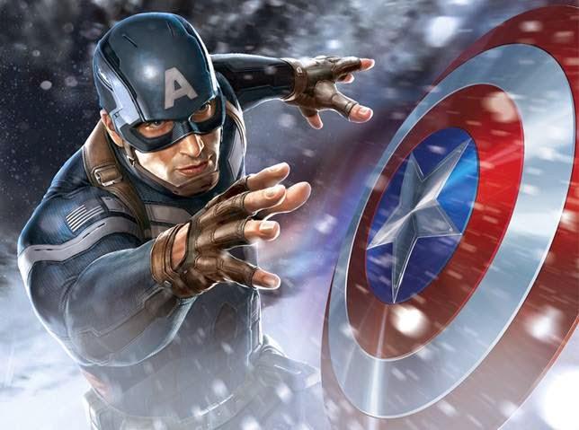 """Assistiu ao """"Capitão América 2: O Soldado Invernal""""?"""