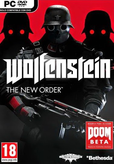 Download Game Wolfenstein The New Order Full For PC