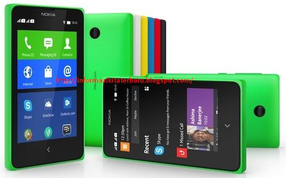 Harga Nokia X2 Android dan Spesifikasinya Terbaru 2015