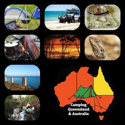 Camping Queensland and Australia