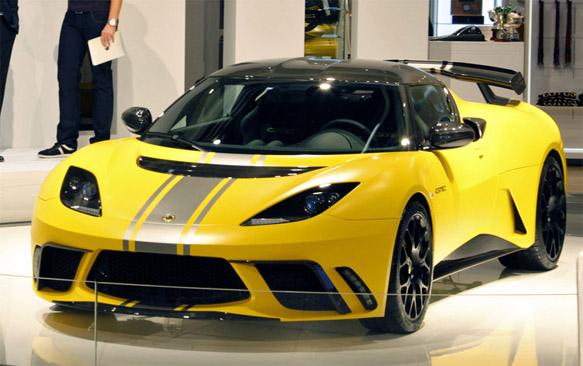 Sophisticated Cars Lotus Evora Gte 2012