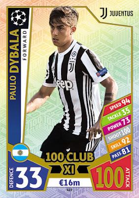 Pro 11,Besiktas Update,Limited Edition Match Attax 16 17 Champions L 100 clubs