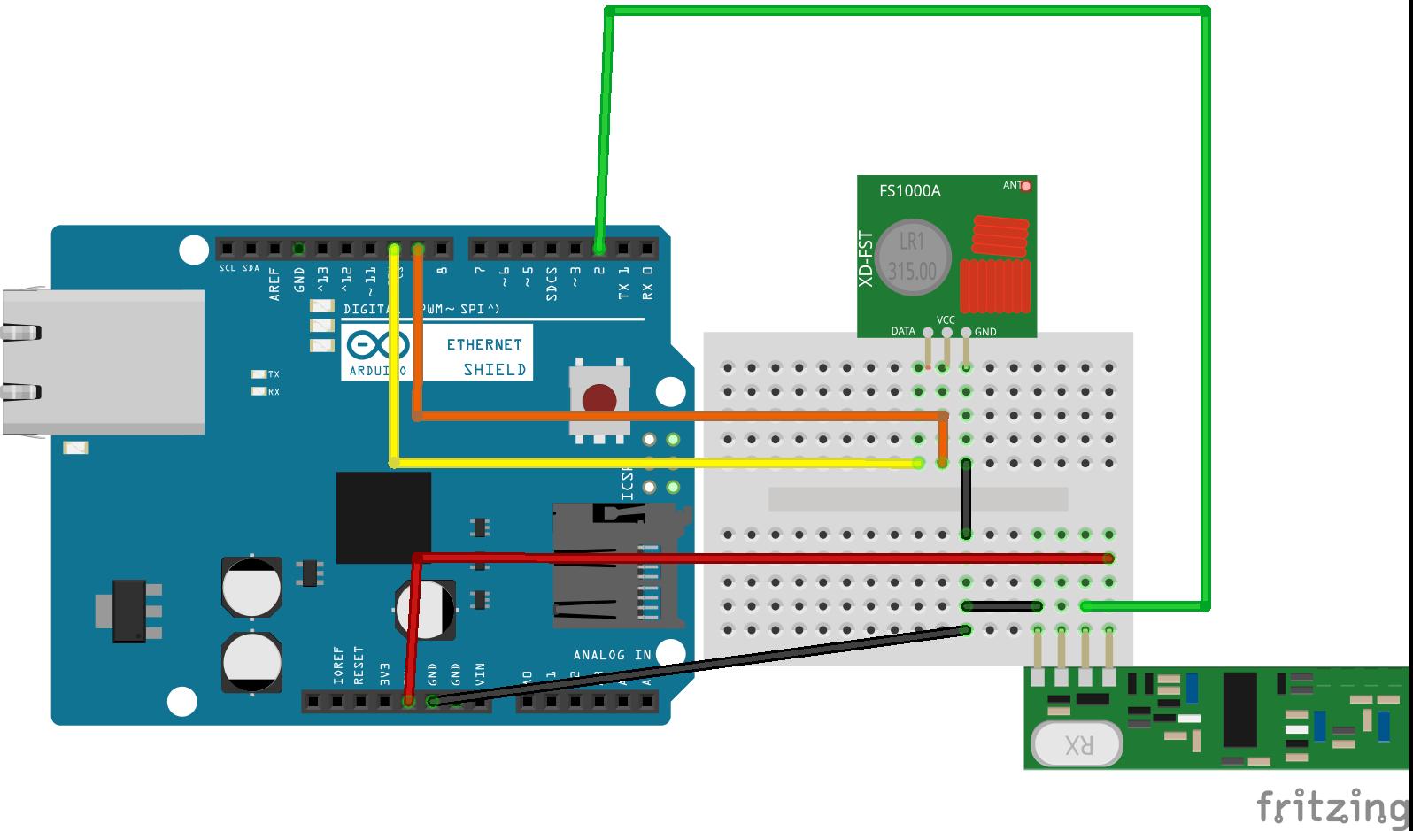 433tomqttto433 bidirectional arduino gateway between rf 433mhz signal and mqtt