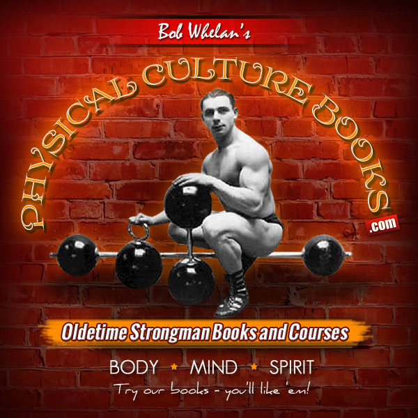 Oldetime Strongman Books and Courses
