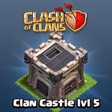 CLAN CASTLE CLASH OF CLANS