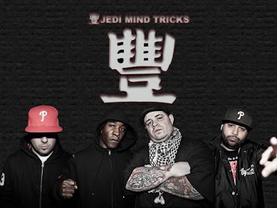 Jedi Mind Tricks Discografia (U.S.A.)