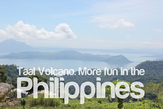 More Fun in the Philippnes: Taal Volcano in Batangas!