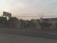 Pasar batik pekalongan