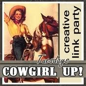 CowGirl Up! Creative Link Party