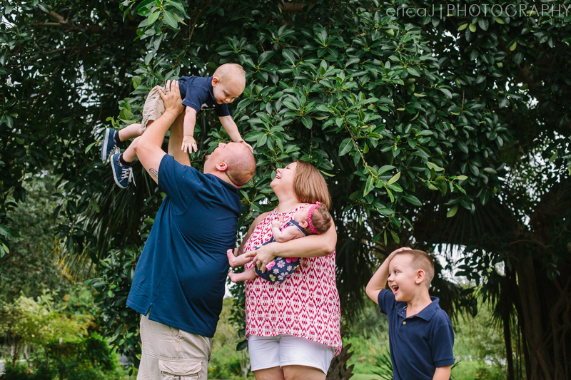 jupiter florida family portrait photo