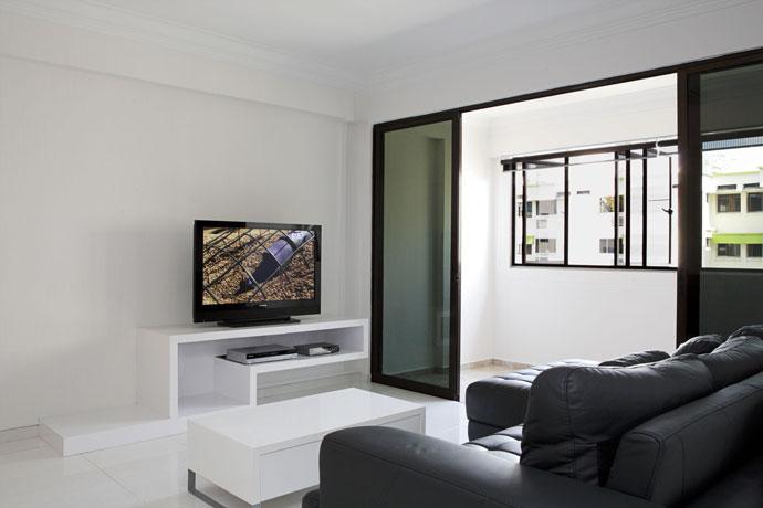 Singapore home interior design ideas
