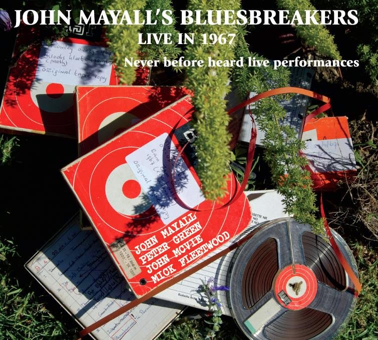 John Mayall's Bluesbreakers' Live In 1967