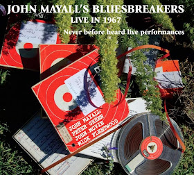 John Mayall's Bluesbreakers' Live In 1967