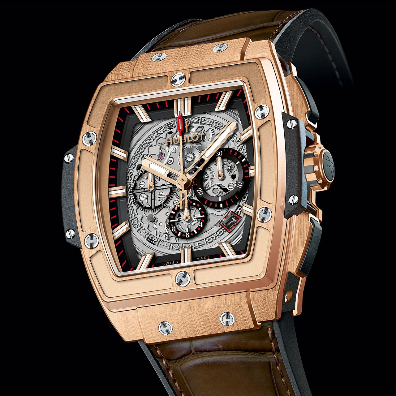 Hublot Spirit of Big Bang Automatic Watch gold