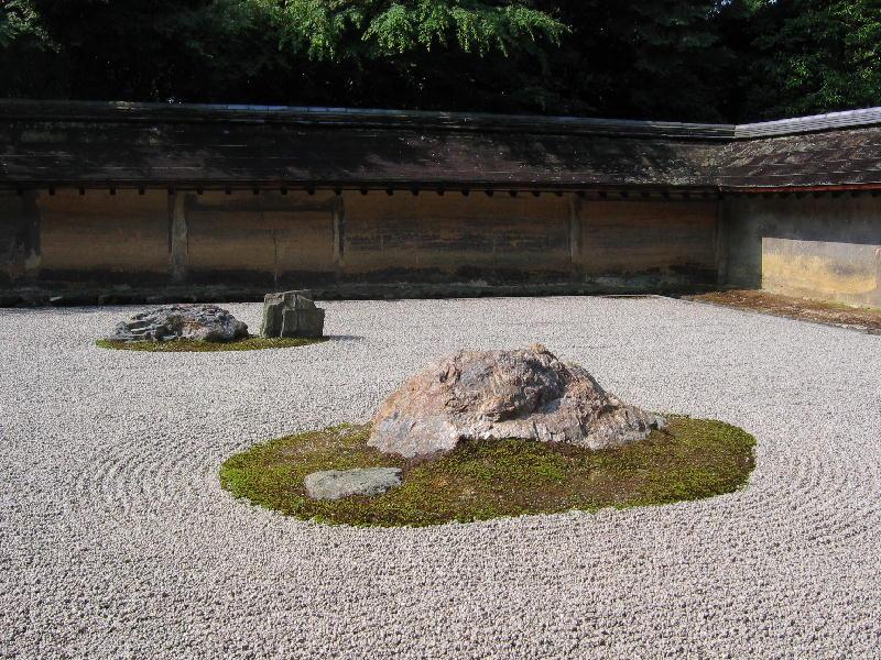 Arte y jardiner a jardines zen - Para que sirve un jardin zen ...