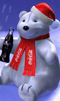 Božićna reklama Coca-Cola besplatne slike download Christmas