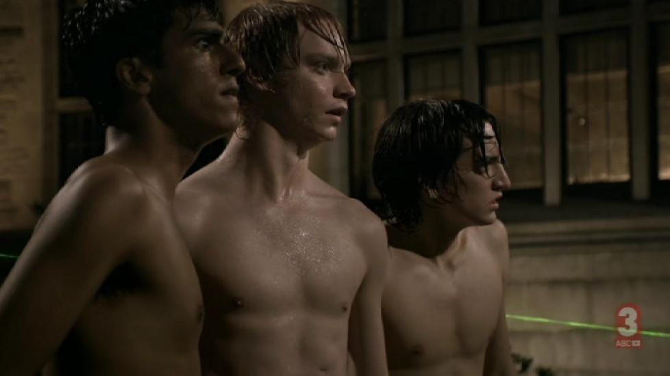 ian thorpe naked nude
